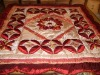 100% Polyester embroidery patchwork Comforter