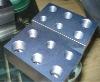 CNC milling service aluminum block