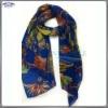 polyester scarfs fashion style