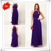 2013 Latest Design Purple Evening Dress,Evening Dress