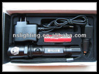 3W Q5 CREE LED Powerful focus rechargeable flashlight, police CREE Q5 LED torch