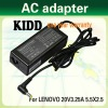 Replacement For IBM 20V 3.25A 65W Lenovo AC Power Adapter