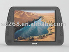 """on sale 15.5"""" Car Portable DVD player with TFT LCD panel"""