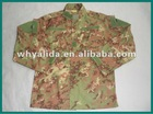 ACU camouflage military warm army Italy camo uniform