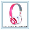 Best mixr Noise Cancelling Stereo Headphone for DJ to HD Music Soul Headphone Wholesale Cheap Lot Headphones pink