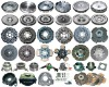 Clutch Flywheel for Truck Isuzu Mitsubishi Fuso Nissan UD Hino Mercedes Benz Man Volvo Scania Daf