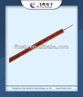 Mica tape high temperature and high voltage resistant cables