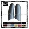 Carbon fiber shin guard