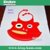 2011 fashionable bibs for baby with Monkey design