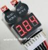 1S-8S Dual Speaker Lipo Alarm, 8S Voltage Tester, Lipo Checker