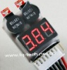 1S-8S Dual Speaker Lipo Alarm, 8S Voltage Tester, Lipo Checker
