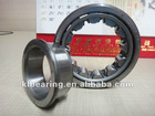 NJ207E timken split Cylindrical Roller Bearing with GCR15