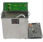 New stainless steel ultrasonic cleaning machine BG-02C digital display capacity 100W