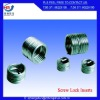 M8*1.25 screw threaded insert