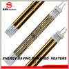 quartz halogen infrared heaters for drying