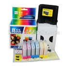 latest Ink Refill kits for CANON AND HP