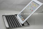 Aluminum alloy bluetooth wireless keyboard for ipad 2