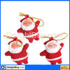 Lovely Santa Claus Shape Cell Phone Strap for christmas gift