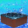 M-374D,large space hot tub,powerful massage spa