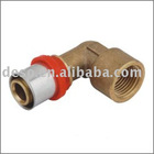 press fittings for pex-al-pex pipes