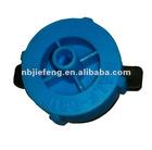 plastic irrigation compensating dripper