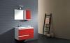 Wooden bathroom cabinet ( Bathroom furniture )