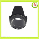 77mm Crown shape Lens Hood For Digital Camera Lens