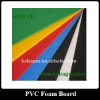 keba high-strength heat insulation pvc foam board