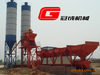 50m3/h concrete mixing plant HZS50