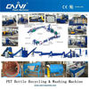 High efficiency pet recycling machine 200-2000kg/h