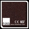 with NSF certification chocolate mirror Quartz Slab