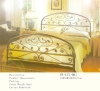 Iron Queen Bed ZY-IB013