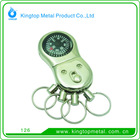 2012 Kingtop Hot Key Chain with Mult-ring