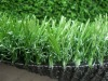 Artificial Grass without Infill for Football Field