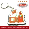 Soft PVC Snow House Christmas Decoration