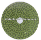 Dry/Wet Diamond Polishing Pad for grinding stone