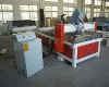 CNC router machine for glass and aluminium