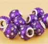 2012 hot selling fashion shamballa beads, crystal beads, glass beads,cz shamballa crystal beads,disco crystal ball