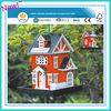 Decorative wooden bird cages/ wooden bird house