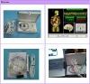 Health test machine quantum bio-electric body health analyzer T-0309c