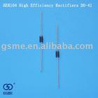 HER104 High Efficiency Rectifiers DO-41