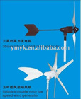 600W horizontal axis wind turbine