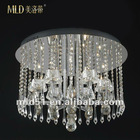 2012 new design modern crystal ceiling lamp