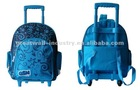 GW-Sc083 Blue Nylon Bag Holder For School Desk