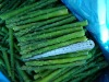 Supply frozen green asparagus
