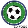 Sports cup coaster