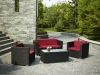 Patio Furniture, Rattan KD Sofa Set (HB41.9901)