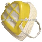 Safety plastic dust mask