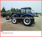 95HP Four Wheel Driving Diesel Tractor With Air Condition