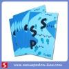 Printing logo folder UV printing